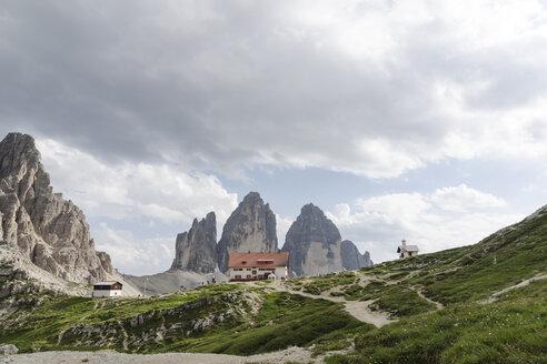 Italy, Dolomites, Tre Cime di Lavaredo - PA000026