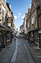 Great Britain, England, York, old town, shops - EL000499