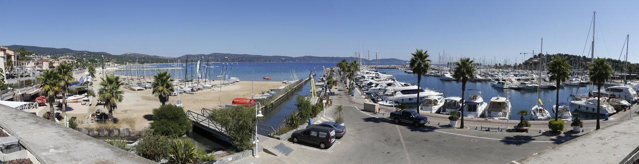 France, Provence, Var, harbour Cavalaire-sur-mer - DHL000104