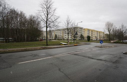 Germany, Schwerin, Grosser Dreesch, development area - MY000044