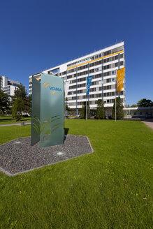 Germany, Hesse, Frankfurt, office location Niederrad, view to VDMA building - AM000972