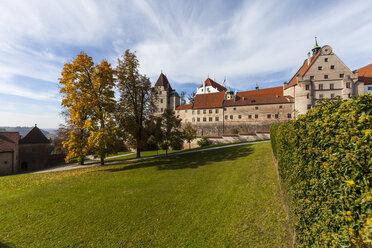 Germany, Bavaria, Landshut, Trausnitz castle - AM000988
