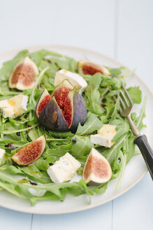 Salad with rocket, figs and - ECF000371