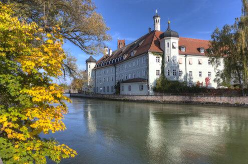 Germany, Bavaria, Landshut, Heilig-Geist-Spital - AMF001021