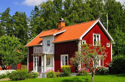 Sweden, Smaland, Kalmar laen, Vimmerby, Gebo, residential house - BT000008