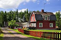 Sweden, Smaland, Kalmar laen, Vimmerby, Vassemala, residential house - BT000016