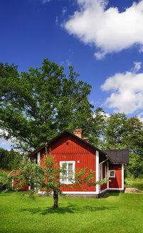 Sweden, Smaland, Kalmar laen, Vimmerby, Vaederum, railway station - BT000030