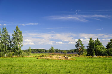 Sweden, Smaland, Kalmar laen, Vimmerby, landscape - BT000027