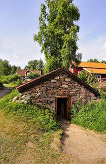Sweden, Smaland, Gibberyd, Katthult farm, shooting location Astrid Lindgren films Emil of Loenneberga - BT000063