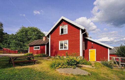 Sweden, Smaland, Gibberyd, Katthult farm, shooting location Astrid Lindgren films Emil of Loenneberga - BT000064