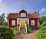 Sweden, Smaland, Gibberyd, Katthult farm, shooting location Astrid Lindgren films Emil of Loenneberga - BT000066