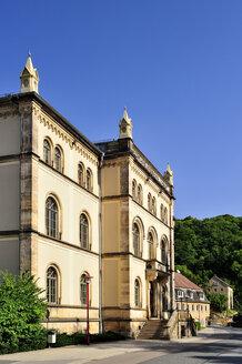 Germany, Saxony, Tharandt, Academy of Forestry - BTF000221