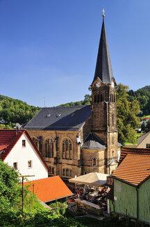 Germany, Saxony, Stadt Wehlen, Parish church - BTF000275