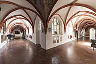 Germany, Bavaria, Altoetting, cloister of collegiate church St Phillip and Jakob - AM001063