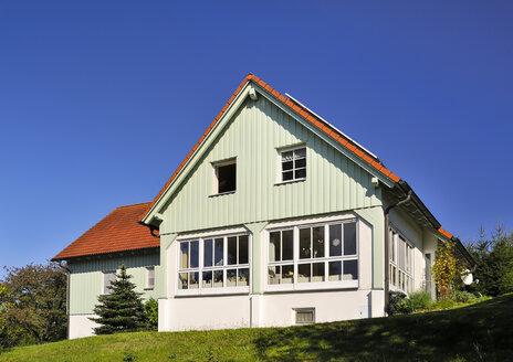 Germany, Saxony, Hinterhermsdorf, Residential house - BT000203