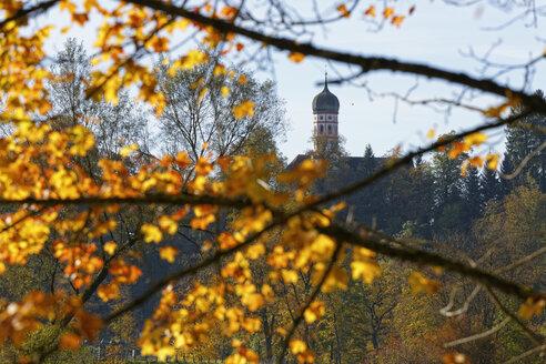 Germany, Upper Bavaria, Beuerberg, Church of our Lady - SIEF004600