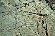 Great Britain, Wales, Ynys Llanddwyn, lava rock - ELF000599