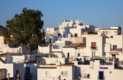 Spain, Ibiza, View of Ibiza City - OLE000005