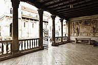 Croatia, Trogir, Town Loggia - MS003055