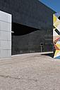 Germany, North Rhine-Westphalia, Duesseldorf, part of facade of K20, Kunstsammlung Nordrhein-Westfalen - VI000033