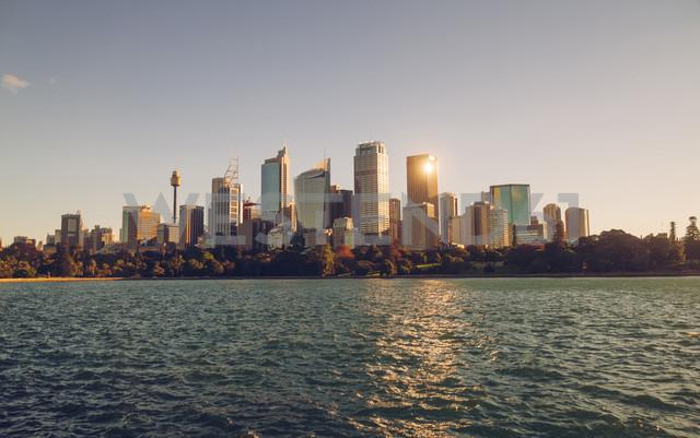 Australia, Skyline of downtown Sydney - MBEF000874