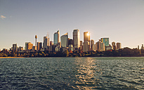 Australia, Skyline of downtown Sydney - MBEF000874