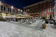 Croatia, Split, Hotel Belvue and restaurants - AM001293