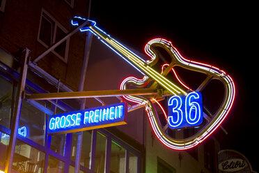 Germany, Hamburg, Music club Grosse Freiheit 36 - NK000038