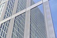 Germany, Bavaria, Munich, part of facade of Highlight Towers - AS005236