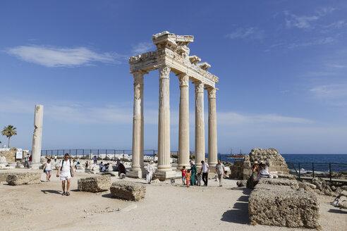 Turkey, Side, Temple of Apollo - SIE004698