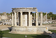 Turkey, Side, Ancient Temple of Tyche - SIE004723