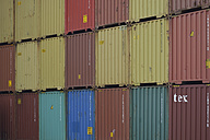 Stacked containers - AXF000593