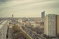 Germany, Saxony, elevated view of Leipzig - MJ000433
