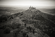 Germany, Baden Wuerttemberg, View of Hohenzollern Castle - EL000665