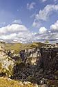 Spain, Pyrenees, Ordesa y Monte Perdido National Park, Canon de Anisclo with Sestrales Aloto and Bajo - LAF000277