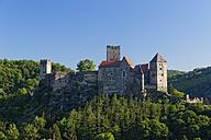 Austria, Upper Austria, Hardegg, Hardegg Castle - GFF000320