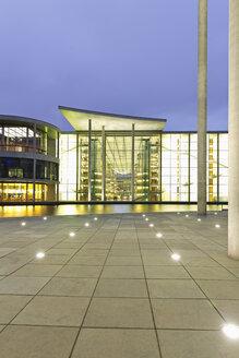 Germany, Berlin, Paul Loebe House - MS003115