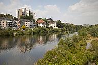 Germany, North Rhine-Westphalia, Muelheim an der Ruhr, Nature reserve Saarn-Mendener Ruhraue - WI000208