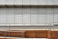 Germany, North Rhine-Westphalia, Cologne, part of office building at Rheinau harbour - VI000116
