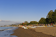 Turkey, Beach of Anamur in the morning - SIEF004807