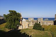 Turkey, Anamur, Nosque inside Mamure Castle - SIE004793