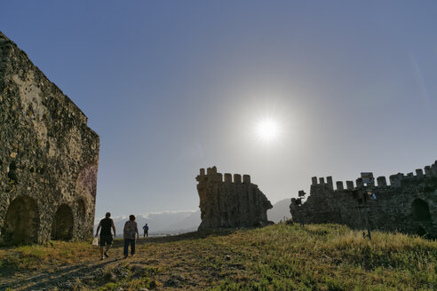 Turkey, Anamur, Mamure Castle - SIE004814