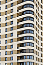 Germany, Bavaria, Munich, facade of apartment tower - TC003722