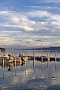 Germany, Baden-Wuerttemberg, Bodman-Ludwigshafen, Uberling Lake, marina - MS003138