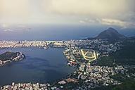 Brazil, Rio de Janeiro, Corcovado, View of the city - AMCF000009