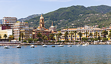 Italy, Liguria, Rapallo, Townscape - AMF001425