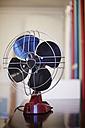 Old fan at workspace of a loft - TKF000235