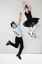 Figure skating boy and girl - BAEF000667