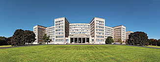 Germany, Frankfurt, IG Farben Building on Campus Westend - WAF000028