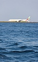 Maldives, Male, Plane at the airport - AM001446